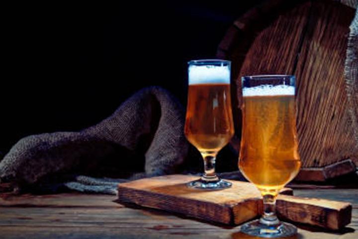 La bière en dégustation